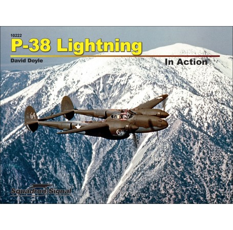 P-38 Lightning In Action