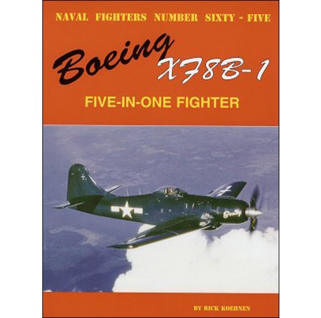 Boeing XF8B-1 Fighter