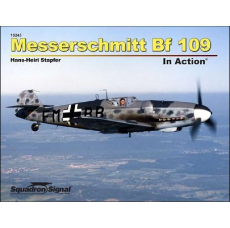 Messerschmitt Bf 109 In Action