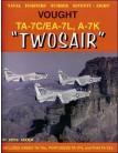 Vought TA-7C/EA-7L, A-7K Twosair