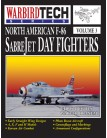 North American F-86 SabreJet Day Fighters - WarbirdTech Volume 3