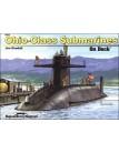 Ohio-Class Submarines On Deck