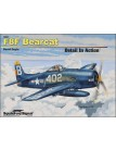 F8F Bearcat Detail In Action - Hardcover