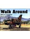 MiG-21 Fishbed Walk Around Part 2