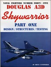 Douglas A3D Skywarrior - Part 1: Design, Structures, Testing