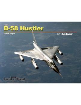 B-58 Hustler In Action
