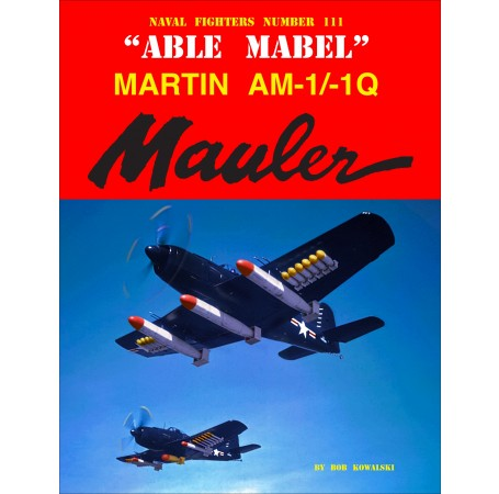 """Able Mabel"" Martin AM-1/1Q Mauler"