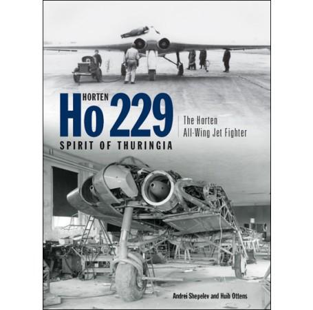 Horten Ho 229 Flying Wing: Spirit of Thuringia