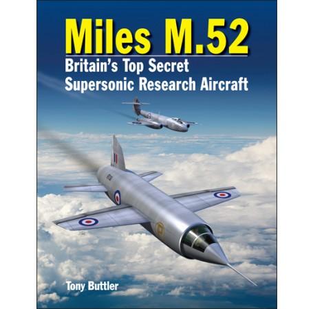 Miles M.52: Britain