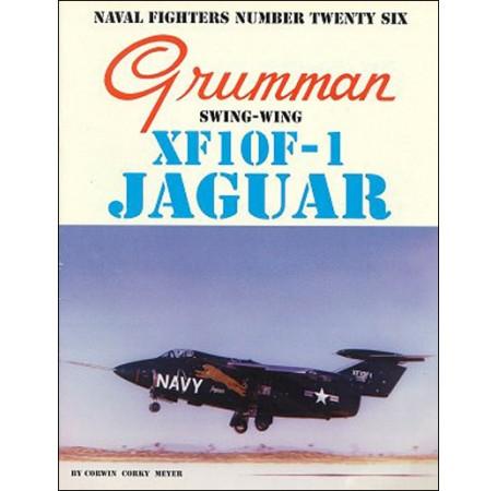 Grumman XF10F-1 Jaguar Swing-Wing