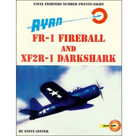 Ryan FR-1 Fireball and XF2R-1 Darkshark
