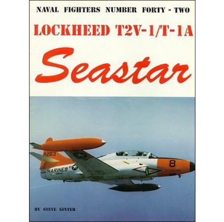 Lockheed T2V/T-1A Seastar