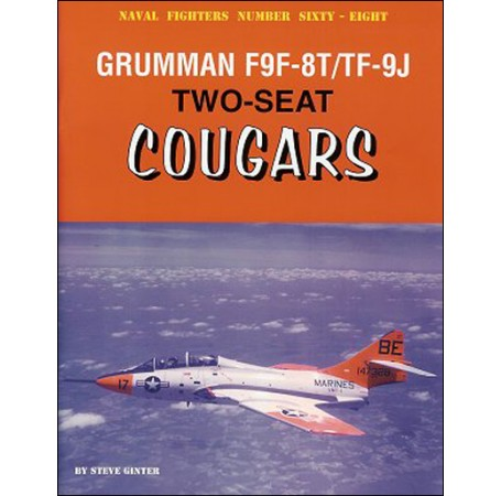 Grumman F9F-8T/TF-9J Two-Seat