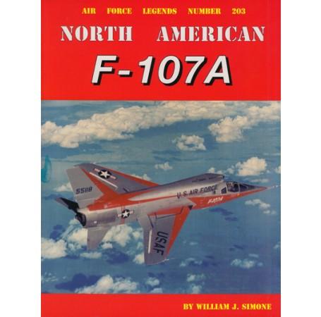 North American F-107A