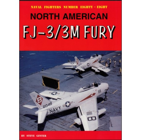 North American FJ-3/3M Fury