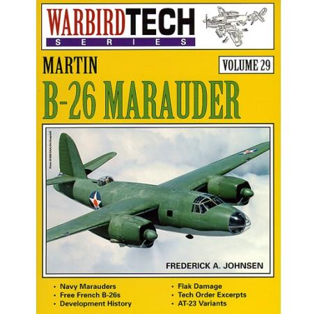Martin B-26 Marauder - WarbirdTech Volume 29