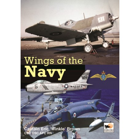 Wings of the Navy (Carrier Testing American & British Aircraft)