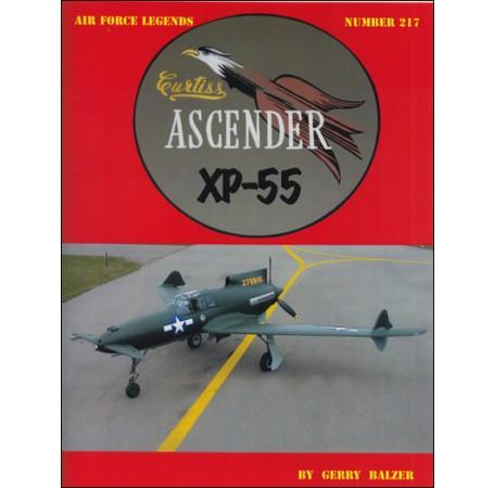 Curtiss Ascender XP-55