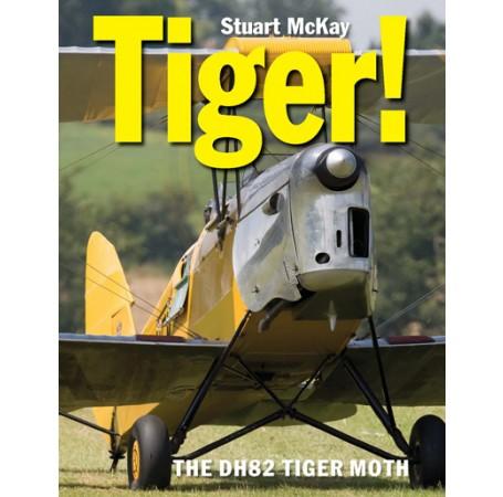Tiger! The de Havilland DH.82 Tiger Moth