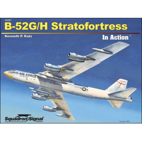 B-52G/H Stratofortress In Action