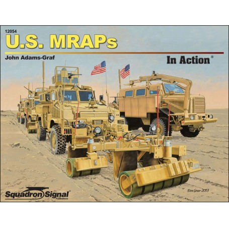 US MRAPs In Action