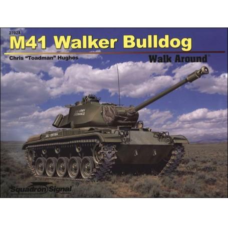 M41 Walker Bulldog Walk Around