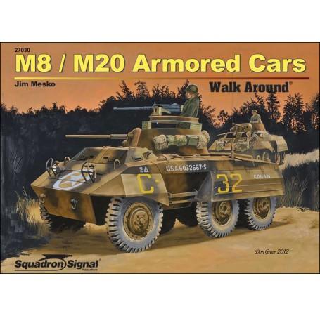 M8/M20 Armored Car Walk Around