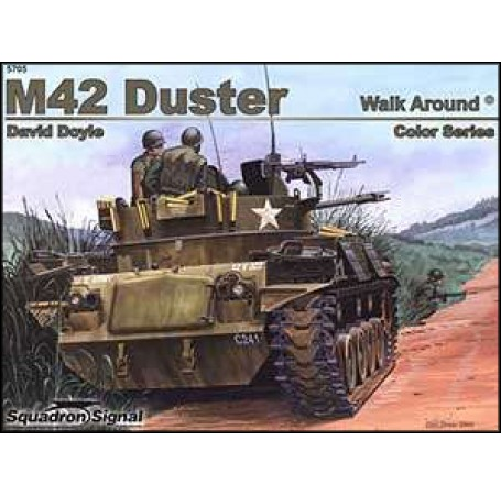 M42 Duster Walk Around
