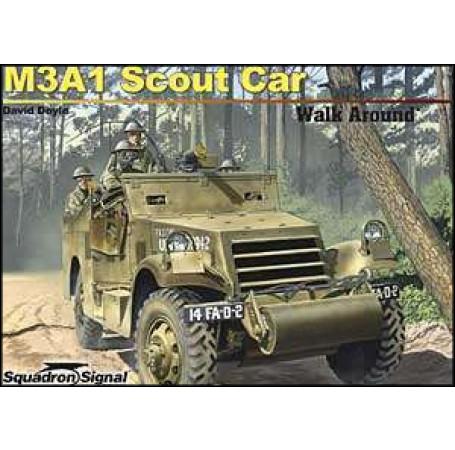 M3A1 White Scout Car Walk Around