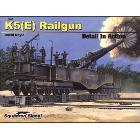 K5(E) Railgun Detail In Action
