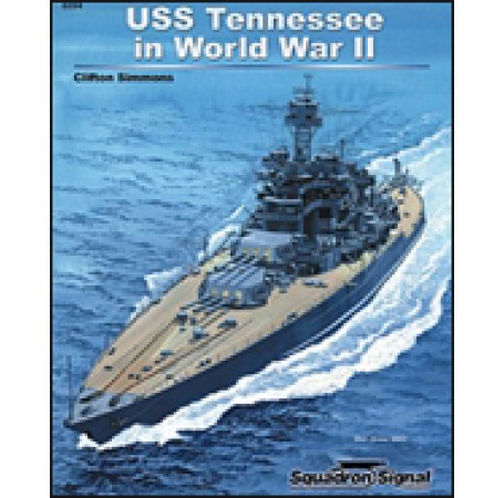 USS Tennessee In WWII