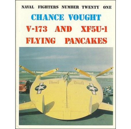 Chance Vought V-173/XF5U-1 Flying Pancakes