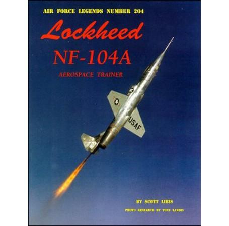 Lockheed NF-104A Aerospace Trainer