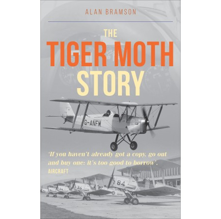 The Tiger Moth Story