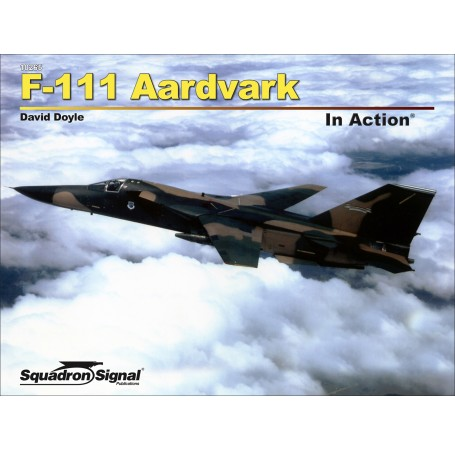F-111 Aardvark In Action