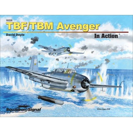 TBF/TBM Avenger In Action