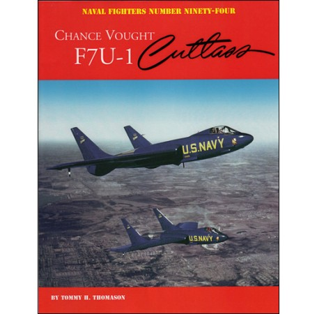 Chance Vought F7U-1 Cutlass