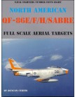 North American QF-86E/F/H Full Scale Aerial Targets
