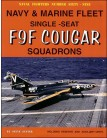 Navy & Marine Fleet Single-Seat F9F Cougar Squadrons