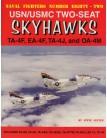 USN/USMC Two-Seat Skyhawks: TA-4F, EA-4F, TA-4J and OA-4M
