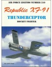 Republic XF-91 Thundercepter Rocket Fighter
