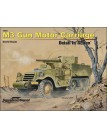 M3 Gun Motor Carriage Detail In Action - Hardcover