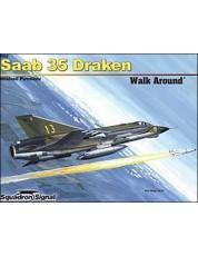 Saab 35 Draken Walk Around