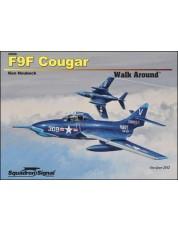 F9F Cougar Walk Around