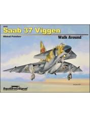 Saab 37 Viggen Walk Around