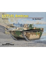 LVT(4) Amtrac In Action
