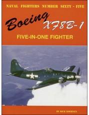 Boeing XF8B-1 Fighter