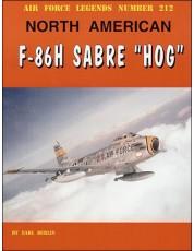 North American F-86H Sabre Hog
