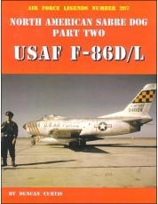 North American Sabre Dog USAF F-86D/L - Part 2
