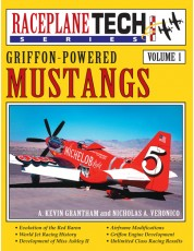 Griffon-Powered Mustangs - RaceplaneTech Volume 1